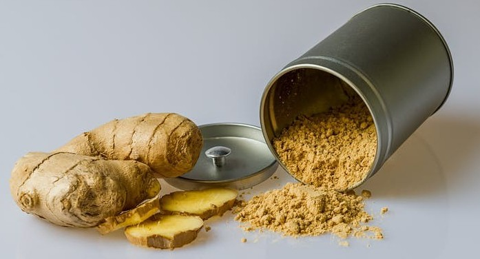 home remedies for heartburn - ginger