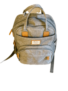 Ruvalino large backpack diaper bag