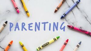 parenting tips for moms who stress too much
