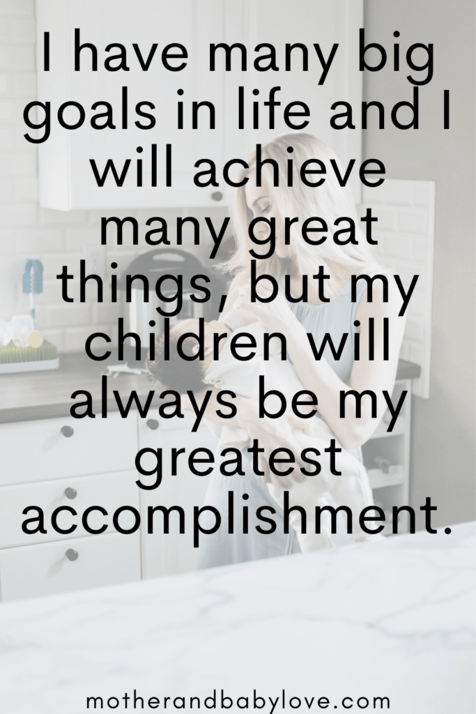 My children are my greatest accomplishment quote. Quotes about a mother's love for her children