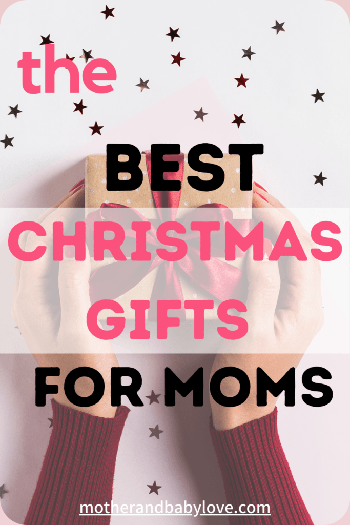the very best christmas gifts for a mom that will make her feel special