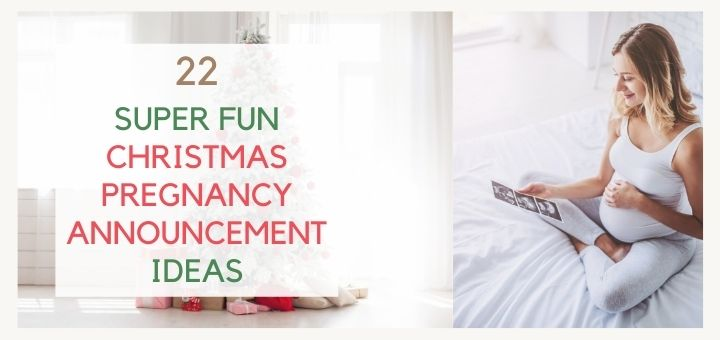creative and fun pregnancy announcement ideas for Christmas